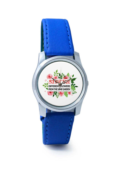 Women Wrist Watch India | SISETR IS A FLOWERS Wrist Watch Online India