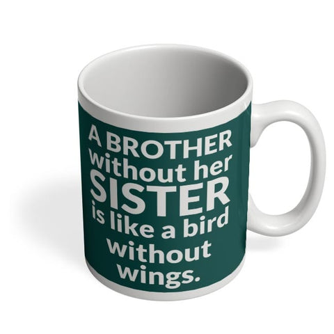 Rakhi Gifts Coffee Mug Online India