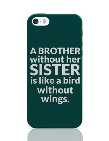 Rakhi Gifts iPhone 5/5S Covers Cases Online India