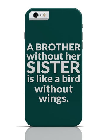 Rakhi Gifts iPhone 6 6S Covers Cases Online India