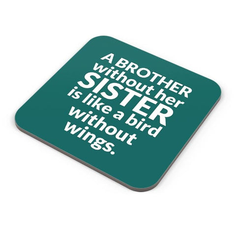 Rakhi Gifts Coaster Online India
