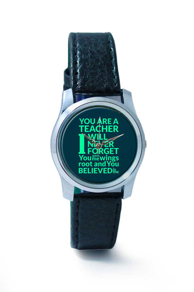 Women Wrist Watch India | YOU ARE A TEACHER Wrist Watch Online India
