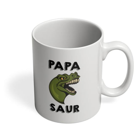 Papa dinosaur Coffee Mug Online India