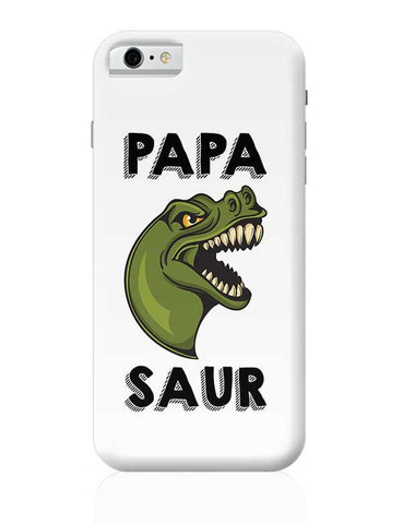 Papa dinosaur iPhone 6 6S Covers Cases Online India
