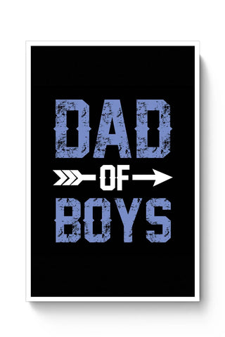 DAD OF BOYS Poster Online India
