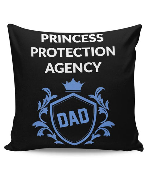 princess protection agency dad Cushion Cover Online India