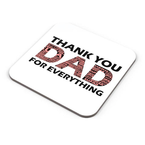 THANK YOU DAD FOR EVERYTHING Coaster Online India