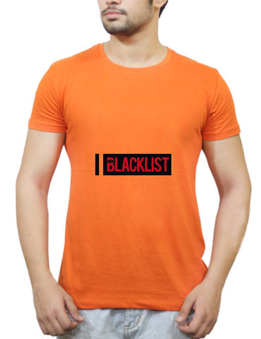 Buy The Blacklist T-Shirts Online India | The Blacklist T-Shirt | PosterGuy.in