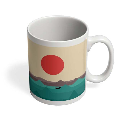 Coffee Mugs Online | Seaside Sunrise Coffee Mug Online India