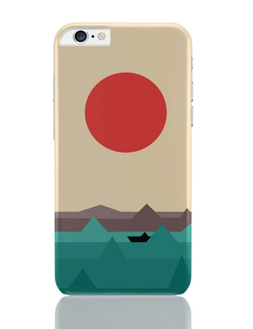 iPhone 6 Plus/iPhone 6S Plus Covers | Seaside Sunrise iPhone 6 Plus / 6S Plus Covers Online India