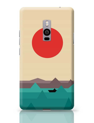 OnePlus Two Covers | Seaside Sunrise OnePlus Two Case Cover Online India