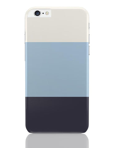 iPhone 6 Plus/iPhone 6S Plus Covers | Blue Hued Stripes iPhone 6 Plus / 6S Plus Covers Online India