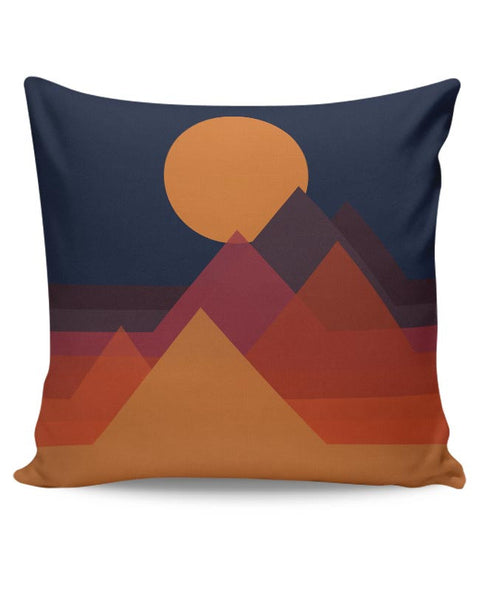 Mountains Cushion Cover Online India