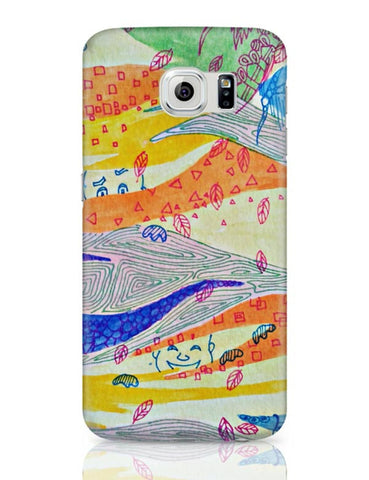 Woods Samsung Galaxy S6 Covers Cases Online India