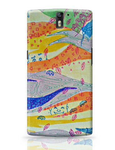 Woods OnePlus One Covers Cases Online India
