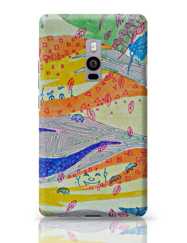 Woods OnePlus Two Covers Cases Online India