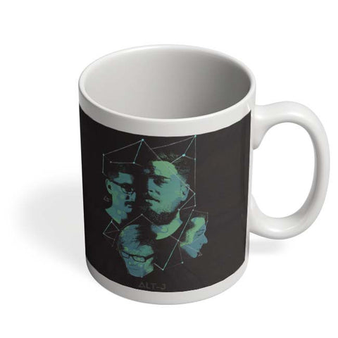 Coffee Mugs Online | Alt-J Coffee Mug Online India