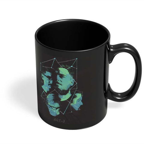 Coffee Mugs Online | Alt-J Black Coffee Mug Online India