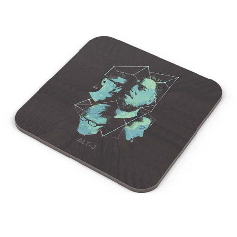 Buy Coasters Online | Alt-J Coasters Online India | PosterGuy.in
