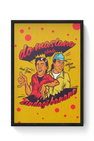 Framed Posters Online India | Andazapnaapna Framed Poster Online India