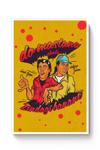 Posters Online | Andazapnaapna Poster Online India | Designed by: RJ Artworks