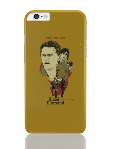 iPhone 6 Plus/iPhone 6S Plus Covers | Blood-Diamond iPhone 6 Plus / 6S Plus Covers Online India