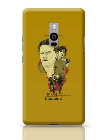 OnePlus Two Covers | Blood-Diamond OnePlus Two Case Cover Online India