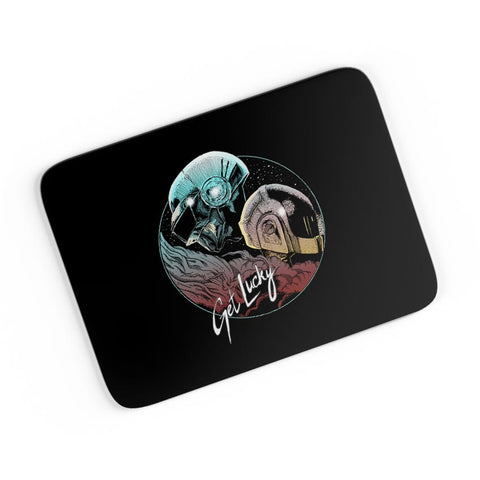 Daft Punk Get Lucky  A4 Mousepad Online India