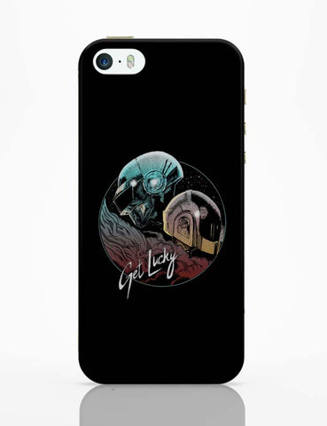 iPhone 5 / 5S Cases & Covers | Daft Punk Get Lucky iPhone 5 / 5S Case Cover Online India
