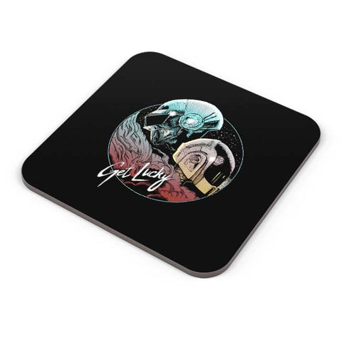 Buy Coasters Online | Daft Punk Get Lucky Coasters Online India | PosterGuy.in
