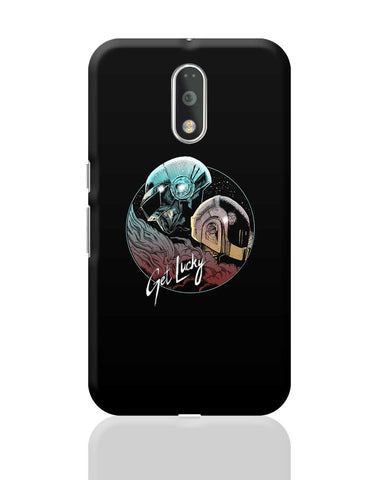 Daft Punk Get Lucky  Moto G4 Plus Online India