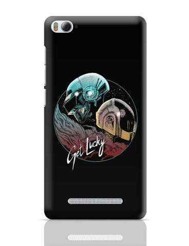Xiaomi Mi 4i Covers | Daft Punk Get Lucky Xiaomi Mi 4i Case Cover Online India