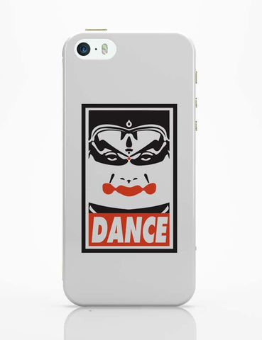 iPhone 5 / 5S Cases & Covers | Bharatanatyam Dance iPhone 5 / 5S Case Cover Online India