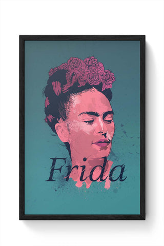 Framed Posters Online India | Frida Framed Poster Online India