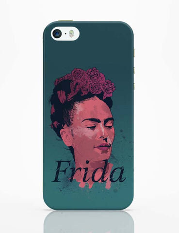 iPhone 5 / 5S Cases & Covers | Frida iPhone 5 / 5S Case Cover Online India