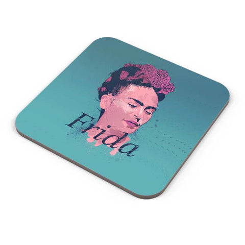Buy Coasters Online | Frida Coasters Online India | PosterGuy.in