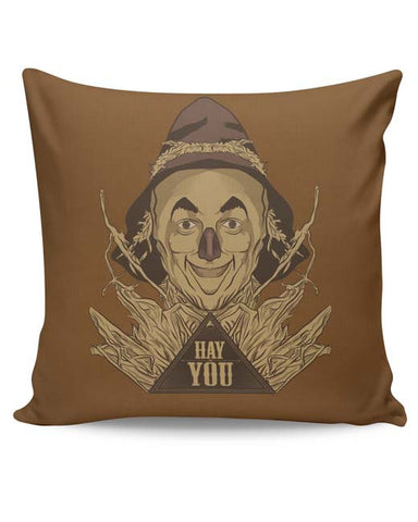 PosterGuy | Hay You Cushion Cover Online India