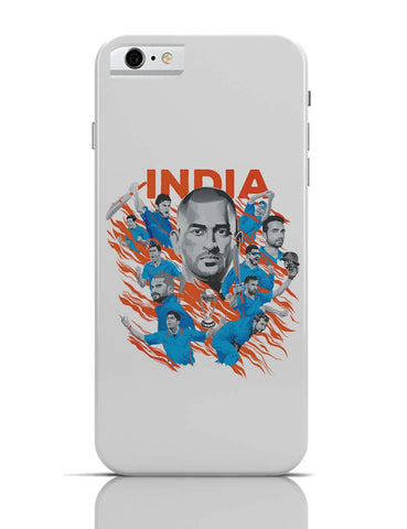 iPhone 6/6S Covers & Cases | Men In Blue Indian Cricket Team iPhone 6 / 6S Case Cover Online India
