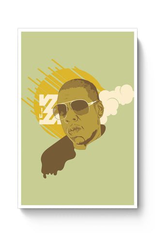 Posters Online | Jay Z Poster Online India | Designed by: RJ Artworks
