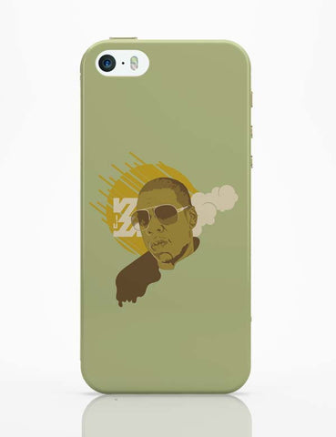 iPhone 5 / 5S Cases & Covers | Jay Z iPhone 5 / 5S Case Cover Online India