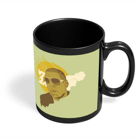 Coffee Mugs Online | Jay Z Black Coffee Mug Online India
