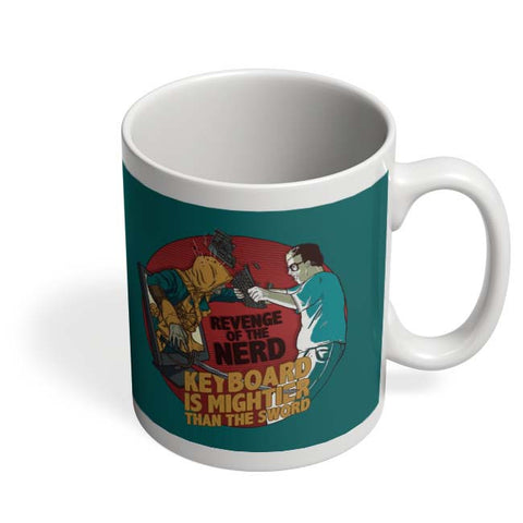 Coffee Mugs Online | Revenge Of The Nerd Coffee Mug Online India