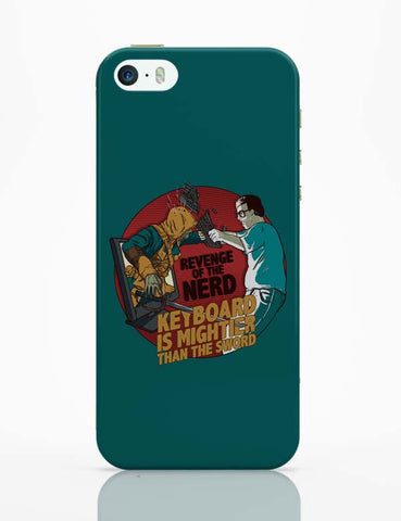 iPhone 5 / 5S Cases & Covers | Revenge Of The Nerd iPhone 5 / 5S Case Cover Online India