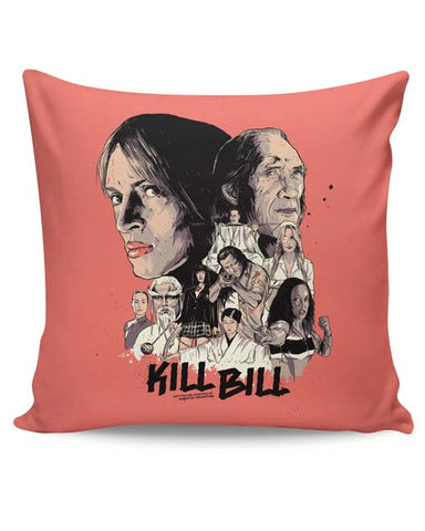 PosterGuy | Kill Bill Cushion Cover Online India