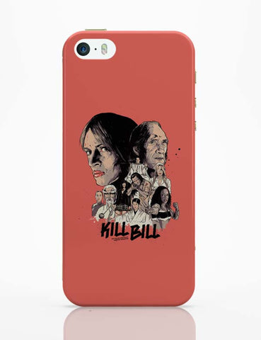 iPhone 5 / 5S Cases & Covers | Kill Bill iPhone 5 / 5S Case Cover Online India