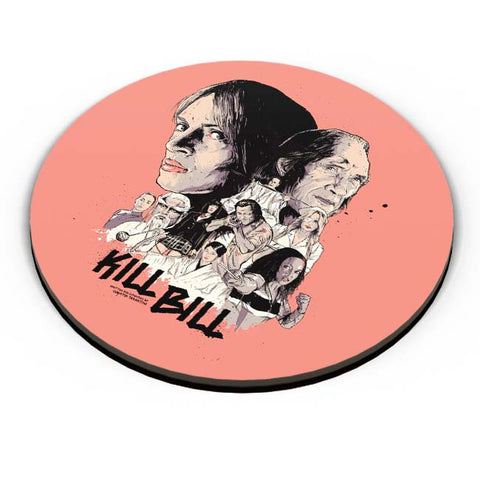 PosterGuy | Kill Bill Fridge Magnet Online India by RJ Artworks