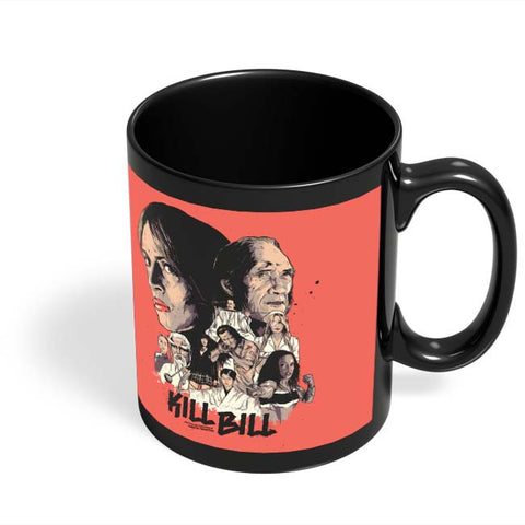 Coffee Mugs Online | Kill Bill Black Coffee Mug Online India