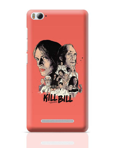 Xiaomi Mi 4i Covers | Kill Bill Xiaomi Mi 4i Case Cover Online India