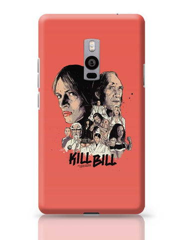 OnePlus Two Covers | Kill Bill OnePlus Two Case Cover Online India