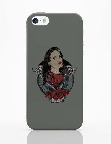 iPhone 5 / 5S Cases & Covers | Lana Del Ray Born Ti Die iPhone 5 / 5S Case Cover Online India